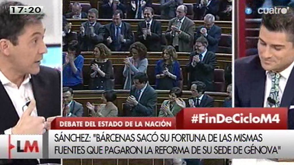 Rajoy y Sánchez ¿Quién ha ganado?