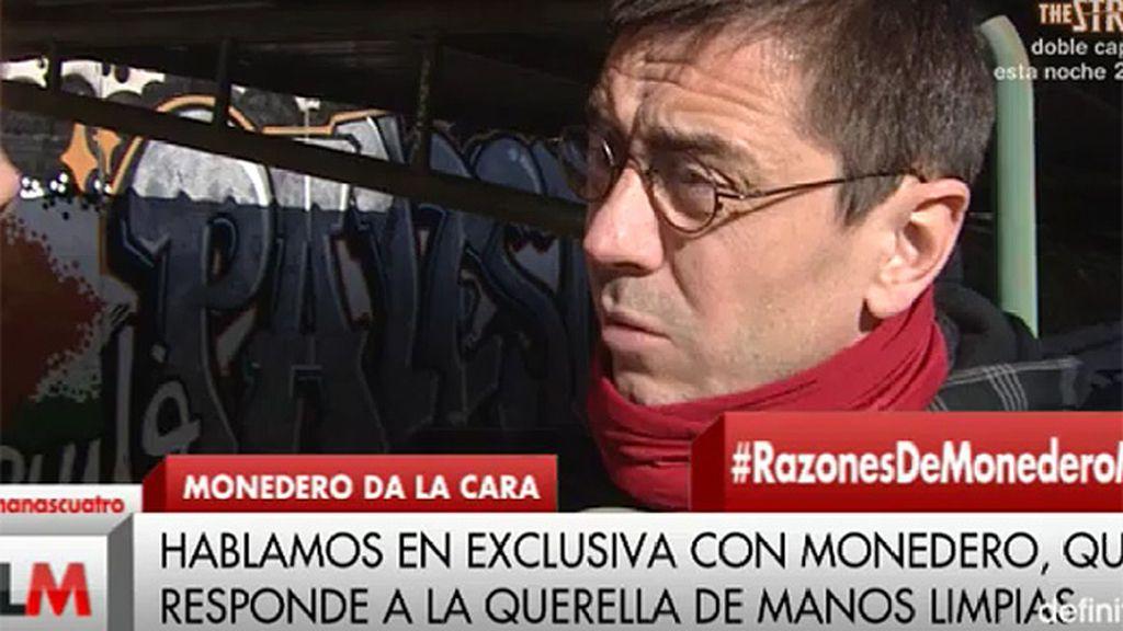 """Juan Carlos Monedero: """"Quiero reflexionar dónde está mi lugar"""""""