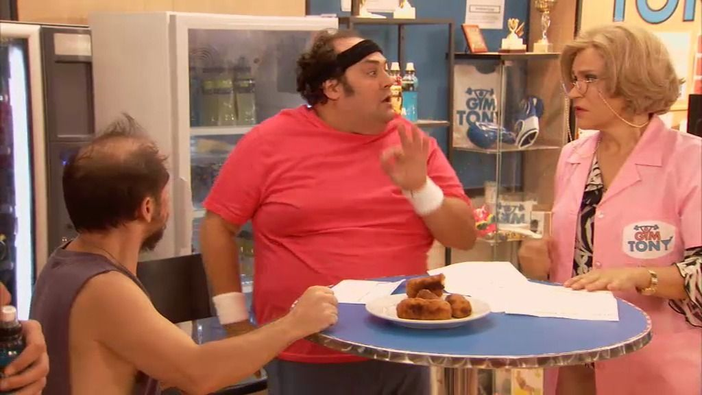 Miguelón se pone a dieta