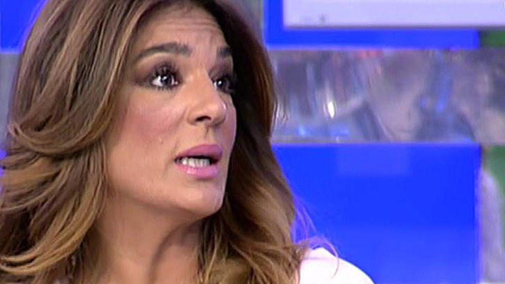 Isabel Pantoja donó el dinero de sus fans para el pago de la multa, según Raquel Bollo