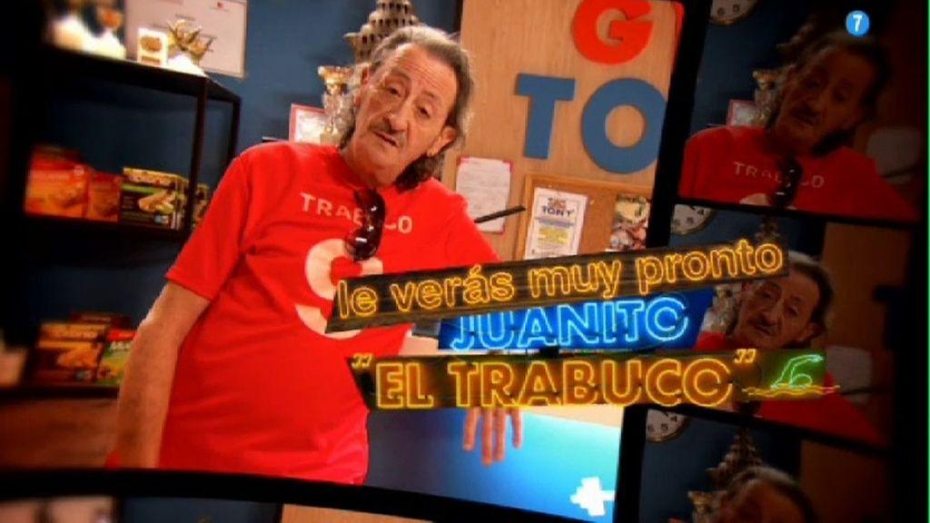 """Juanito """"el trabuco"""", una estrella retirada del fútbol de los sesenta"""
