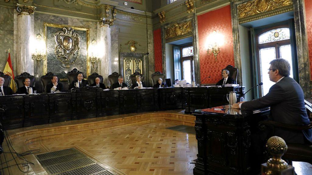 El Supremo juzga a Homs por desobediencia al Constitucional en la consulta del 9N