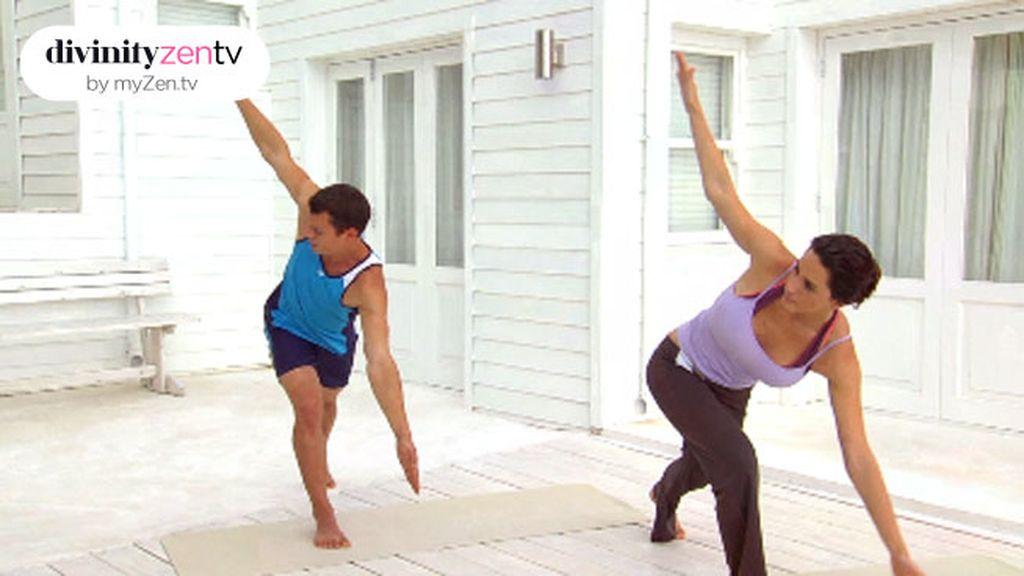 Ponte en forma con estos ejercicios que puedes relizar al aire libre y con tus amigos