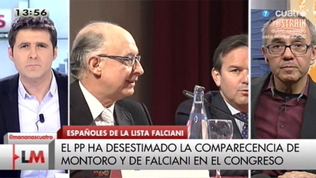 "Joan Coscubiela: ""El Partido Popular ha vetado a todo aquel que no le interesa"""