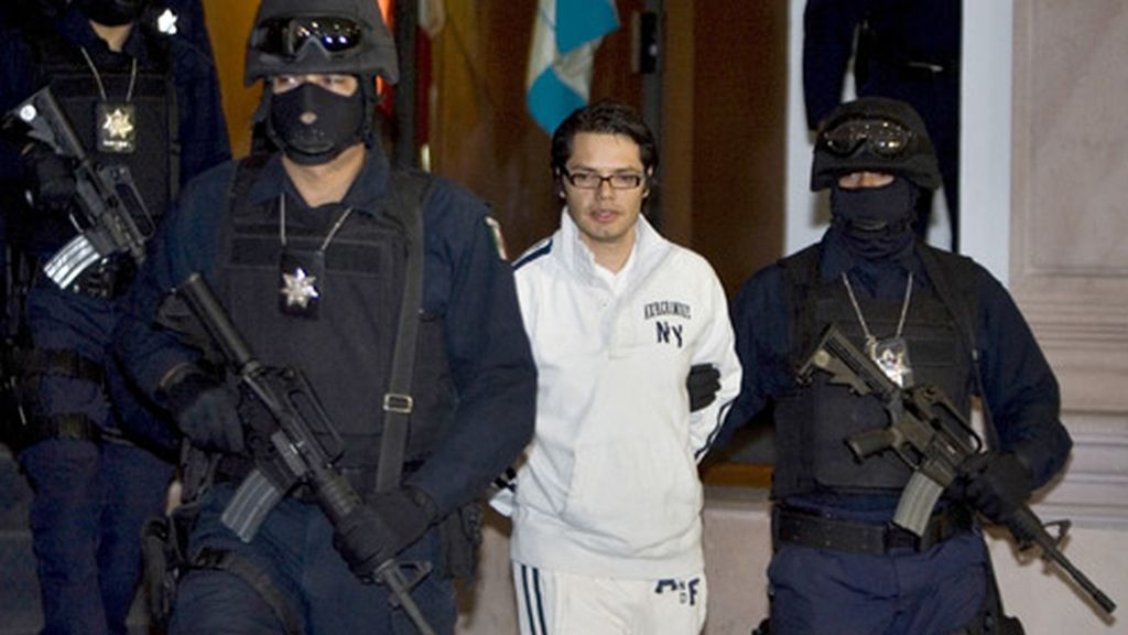 Vicente Carrillo Leyva estaba en la lista de los más buscados. Vídeo: ATLAS