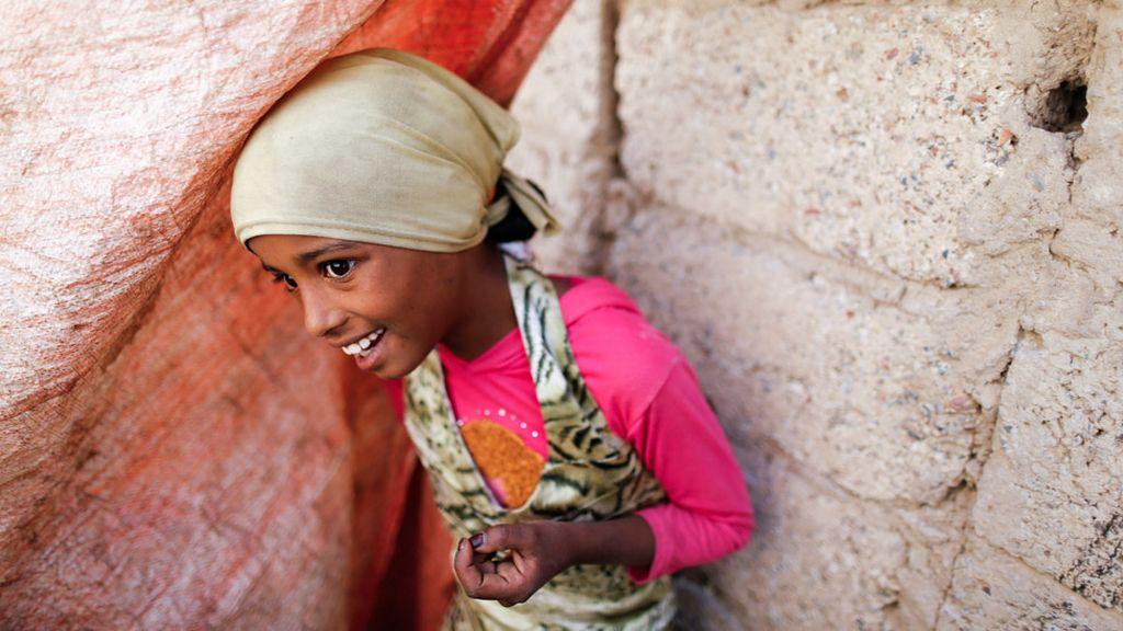 Campaña de vacunación en Yemen