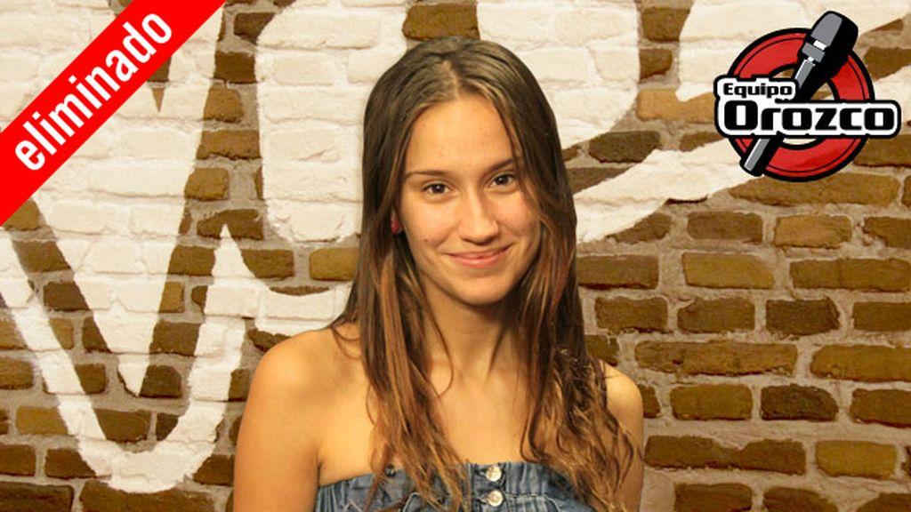 Ainhoa Aguilar, 22 años, Equipo Orozco