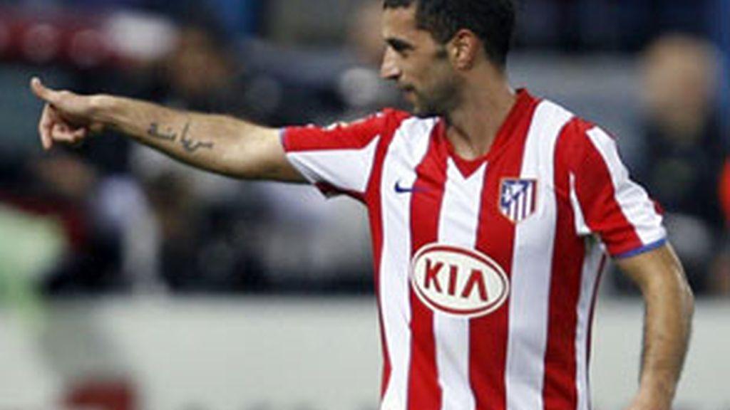 El centrocampista del Atlético de Madrid, Simao Sabrosa, se marcha al Besiktas turco