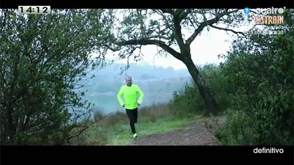 Monago se convierte en 'runner' en su primer anuncio como candidato en Extremadura