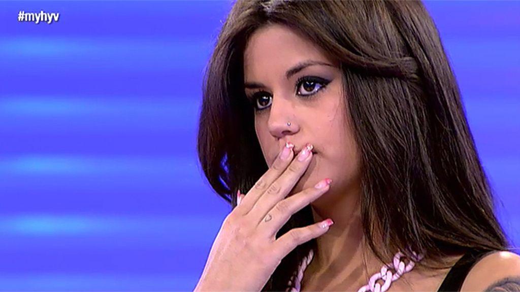 """Lola nerviosa: """"Una infidelidad en la calle no es lo mismo que en la tele"""""""
