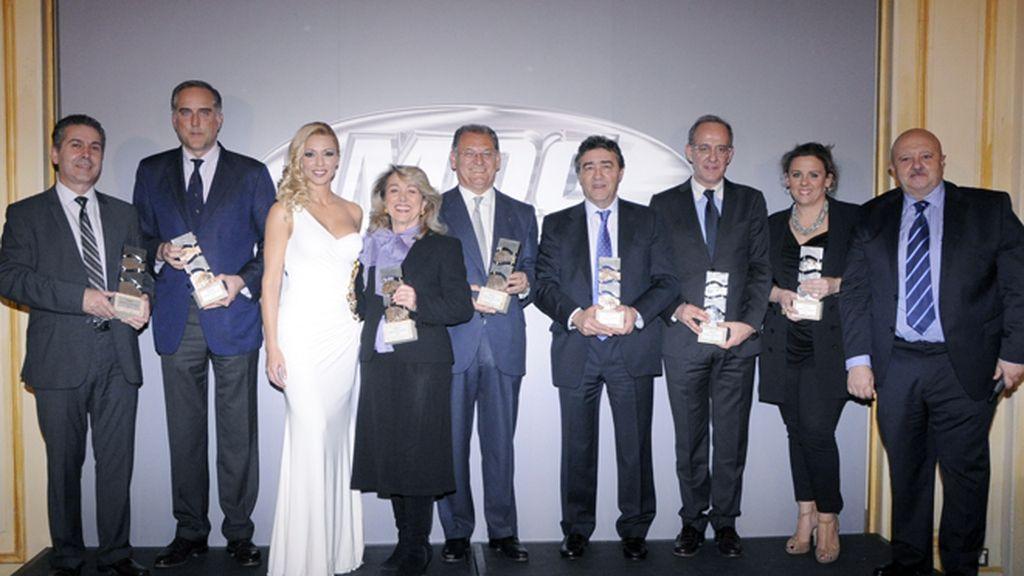 Tercera edición de los premios Más que coches