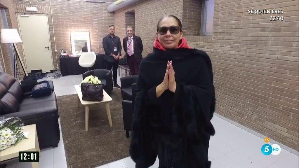 ¿Se siente agraviada Isabel Pantoja por la absolución de la infanta Cristina?