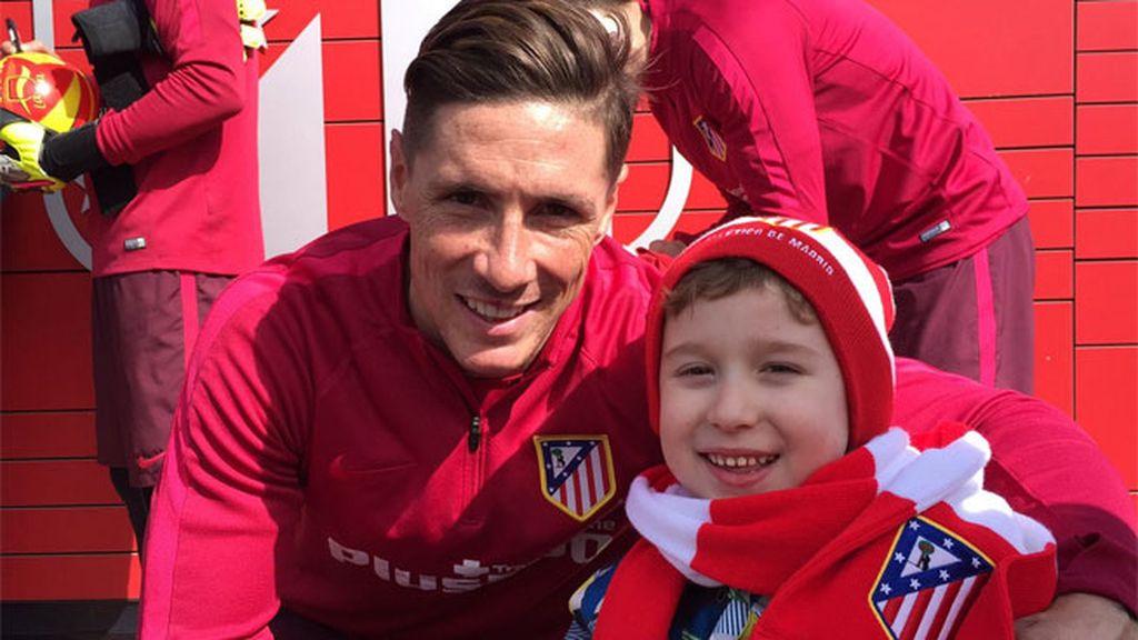 Fernando Torres, Atletico de Madrid