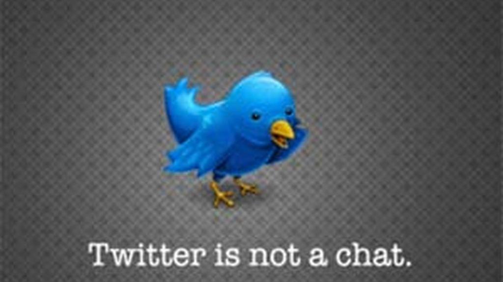 Muchos de los que se unen a Twitter no vuelven a actualizar su perfil.