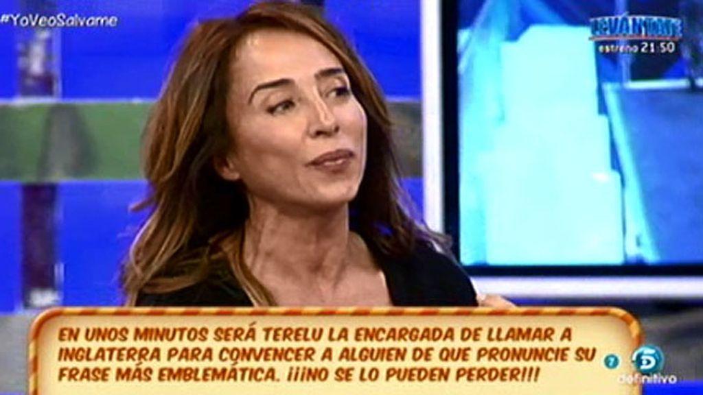 María Patiño confiesa que Fede le gusta