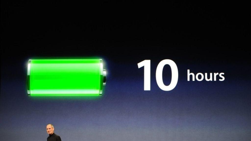 Las nuevas baterías son alimentadas con células combustibles de hidrógeno y tendrían una duración de siete días.