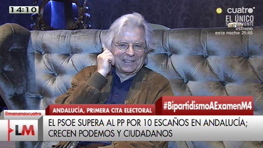 """Nart: """"Estoy extraordinariamente agradecido al aporte inconmensurable del PP a la campaña de Ciudadanos"""""""