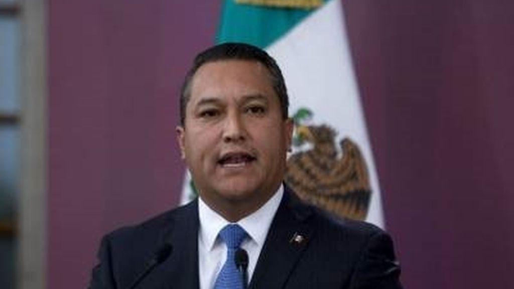 Muere el ministro del Interior de México en un accidente de helicóptero