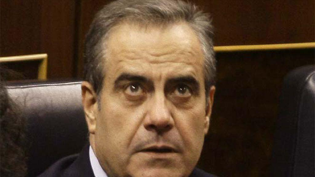 Celestino Corbacho, ministro de Trabajo e Inmigración