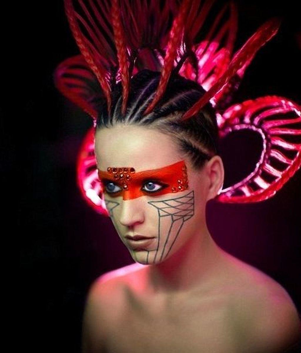 Katy Perry, una extraterrestre muy convincente