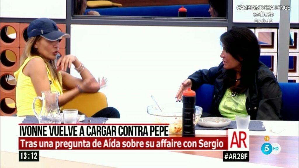 """Ivonne Reyes, sobre Pepe Navarro: """"Nunca se ha desenamorado de mí"""""""