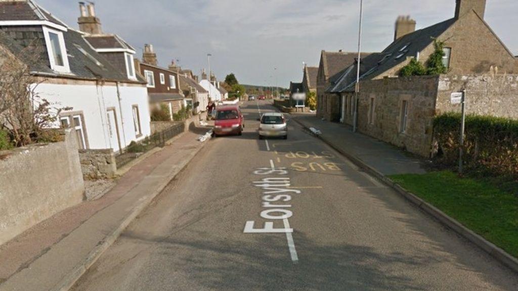 El pueblo escocés que lucha contra el exceso de velocidad con secadores de pelo