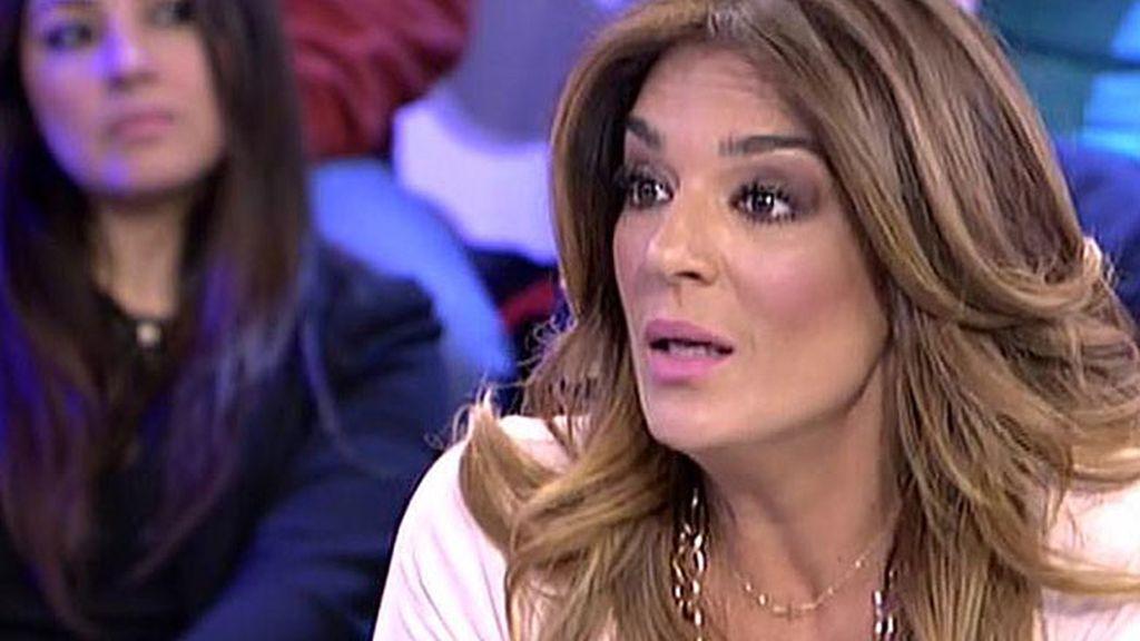 Raquel Bollo desmiente que haya visitado a Isabel Pantoja
