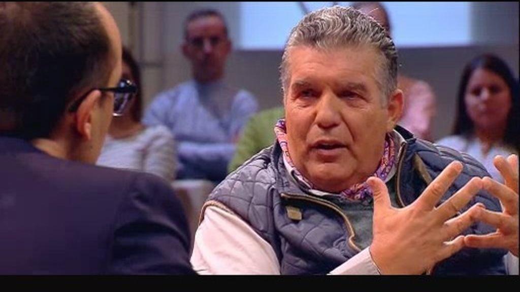 """Carlos Páez: """"El Papa nos mandó una carta diciendo que habíamos hecho lo correcto"""""""