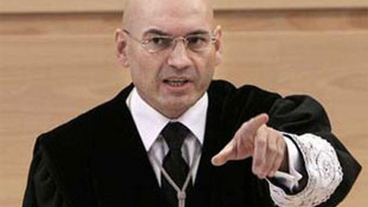 Imagen de archivo del juez de la Audiencia Nacional Javier Gómez Bermúdez. Foto: EFE.