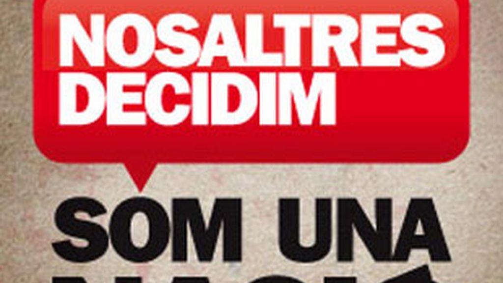 """""""Som una nació"""" y """"Nosaltres decidim"""" son los lemas que encabezarán la manifestación por el Estatut."""