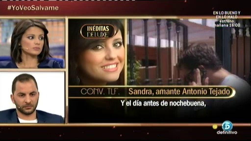 """Alba: """"Hace seis meses que no hablo con la madre de Antonio Tejado"""""""