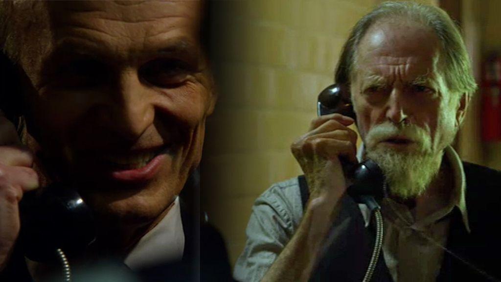 """Setrakian recibe una visita en la cárcel: """"Te has hecho viejo, A230385"""""""