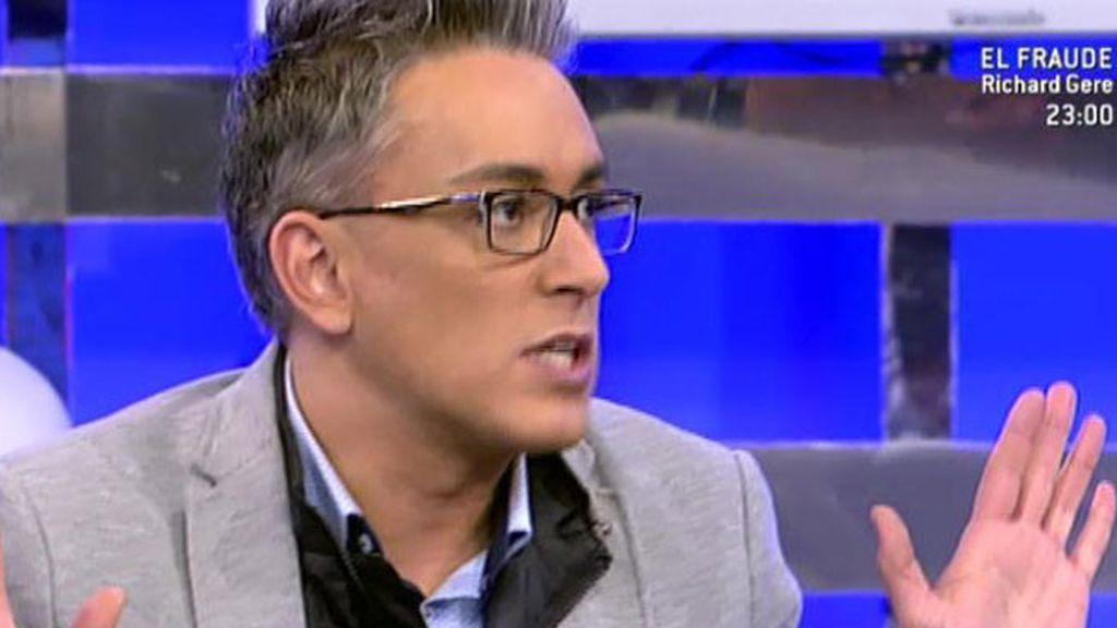"""Kiko: """"Kiko Rivera fue totalmente incoherente en el discurso sobre su abandono"""""""