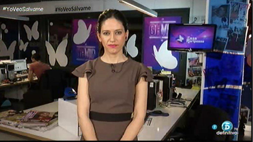 """Nuria Marín: """"Se ha tanteado a tres colaboradores de 'Sálvame' para entrar en 'GH VIP' y uno ha dicho que sí"""""""