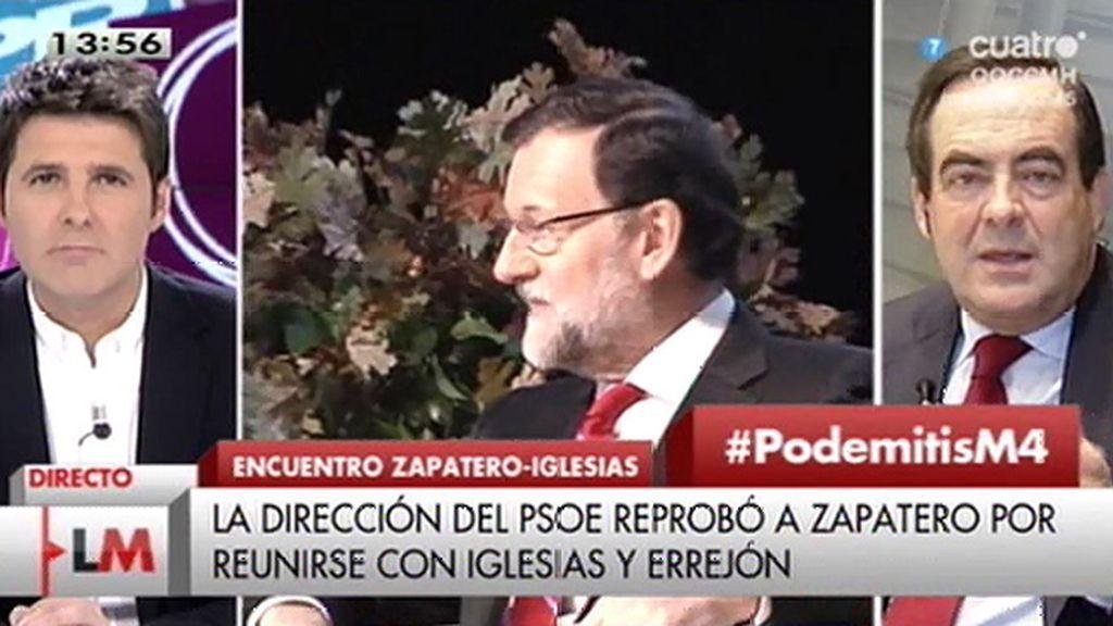 """José Bono: """"El bipartidismo está en cuestión"""""""