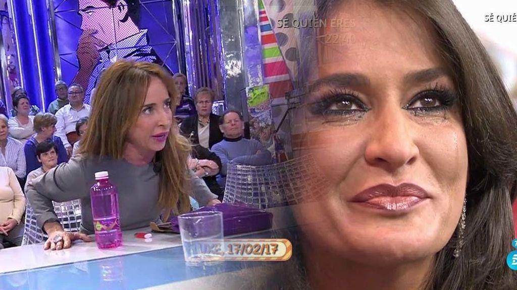 """María Patiño no cree en el cambio de Aída Nízar: """"Sigue ofendiendo y con problemas"""""""