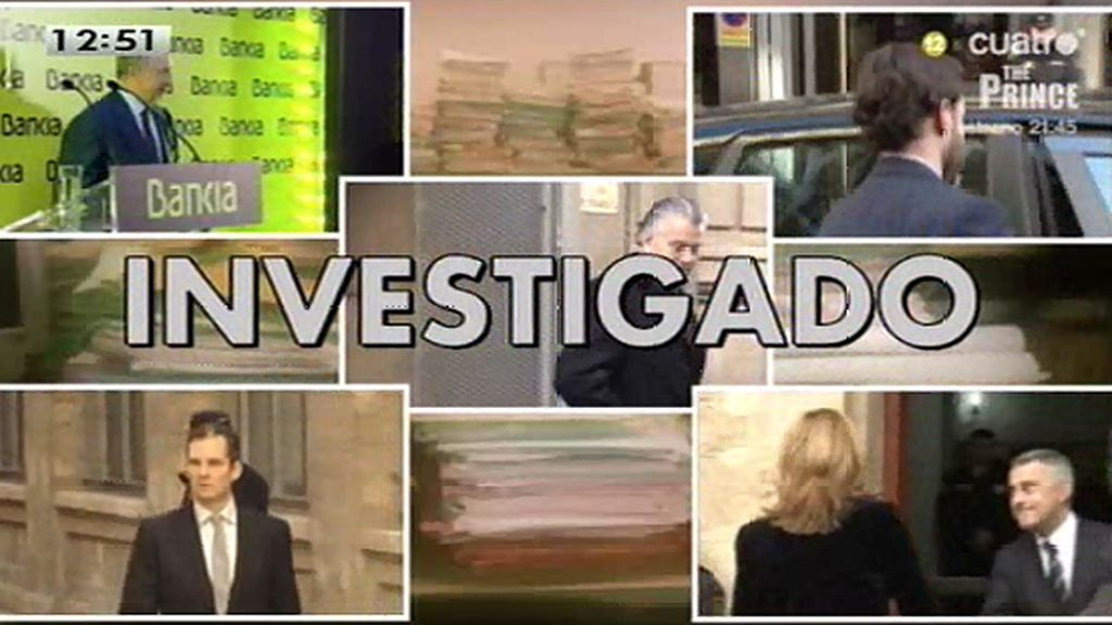 Los imputados pasarán a ser investigados