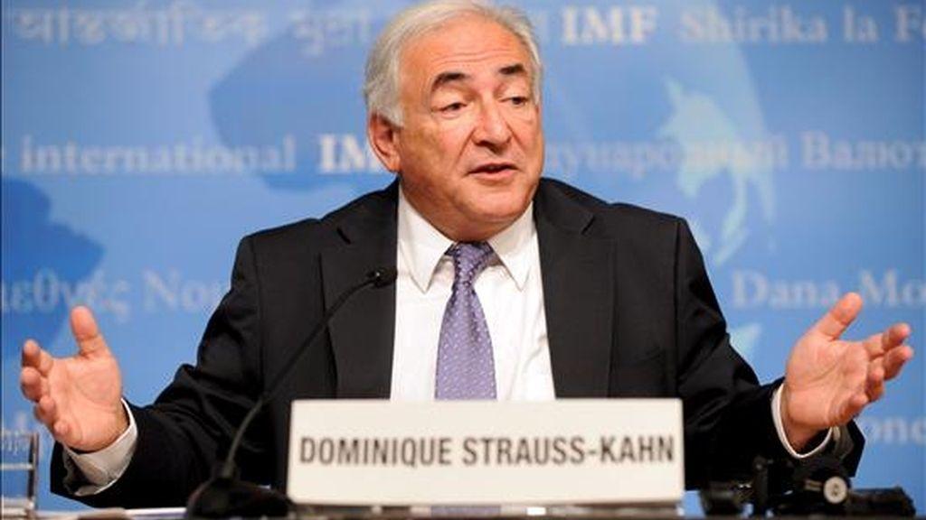 El FMI prevé que América Latina se contraiga un 1,5 por ciento este año, debido a que México, Venezuela, Ecuador, Argentina y Brasil entrarán en recesión. EFE