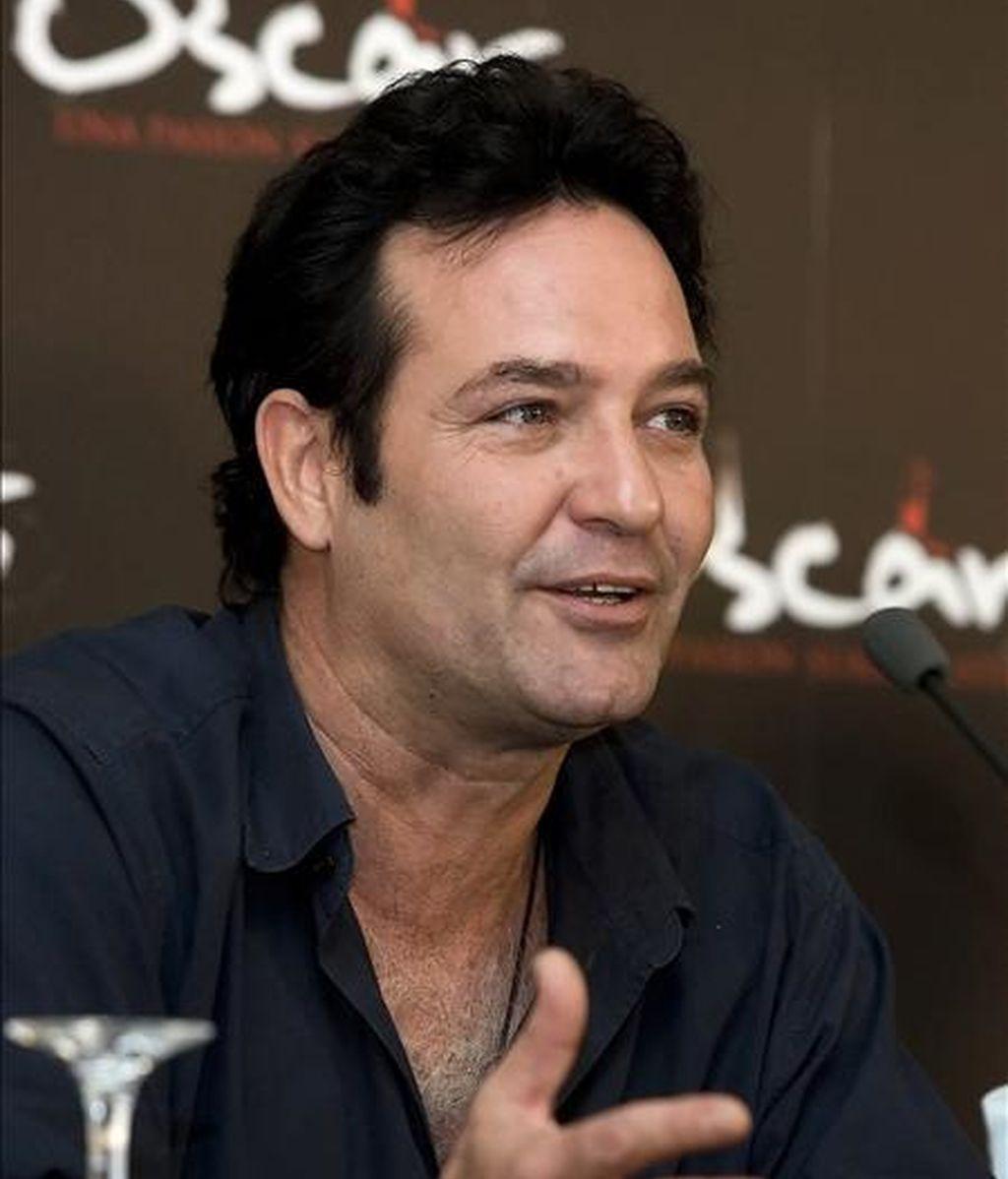 Imagen de archivo del actor Jorge Perugorría, quien confirmó su asistencia al Festival. EFE/Archivo