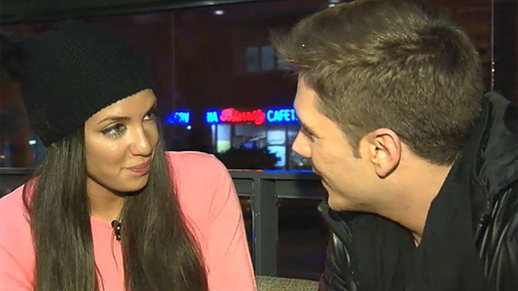 Cita Samira y Adrián (10/02/2015)