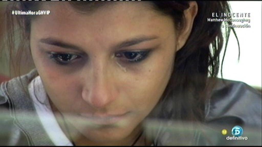 "Aguasantas, sobre Raquel Bollo: ""Nos hicimos mucho daño. Lo borraría"""