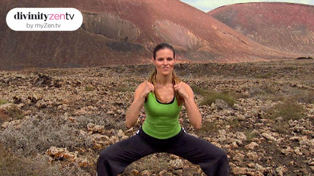 Anímate con el cardio boxing para calentar todos los músculos del cuerpo