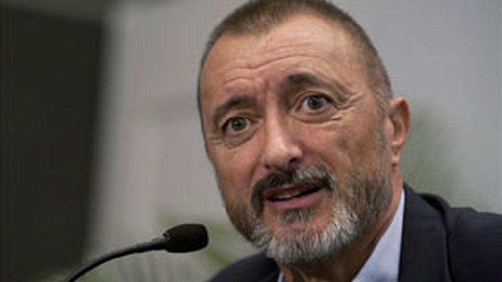 El escritor y académico, Arturo Pérez-Reverte. Foto: EF/Archivo.