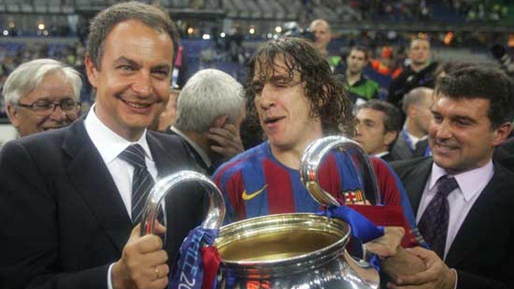 2006: Final de la Champions League