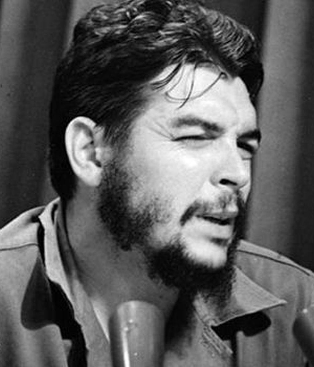 Esta es una de las cinco imágenes de Ernesto Che Guevara que serán subastadan el próximo 27 de junio en Ciudad de México.