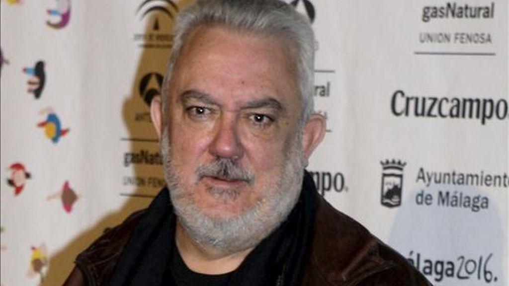 """El director Imanol Uribe fue galardonado con el Goya a mejor director por """"Días Contados"""" en 1994 y produjo la película """"Secretos del Corazón"""", nominada al Oscar como Mejor Película de habla no inglesa en 1997. EFE/Archivo"""