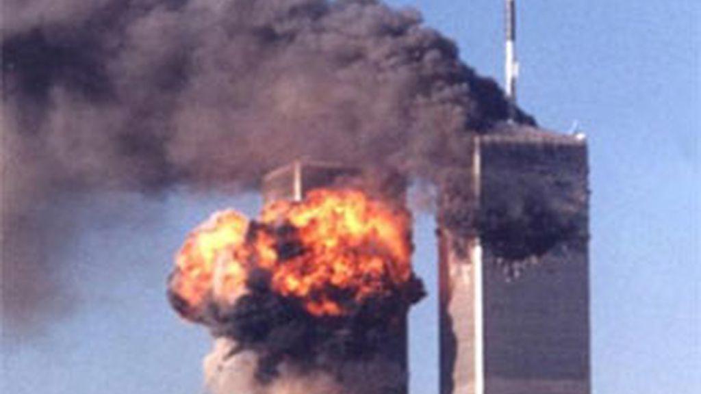 Imagen de archivo de los atentados del 11-S.