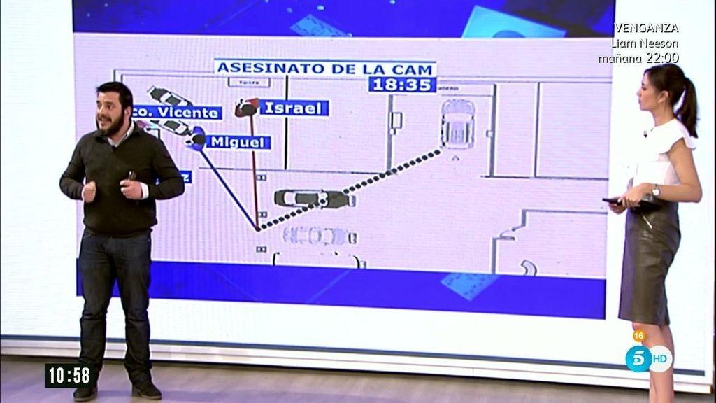 ¿Pudo cometer Miguel López el asesinato de la viuda de la CAM en 90 segundos?