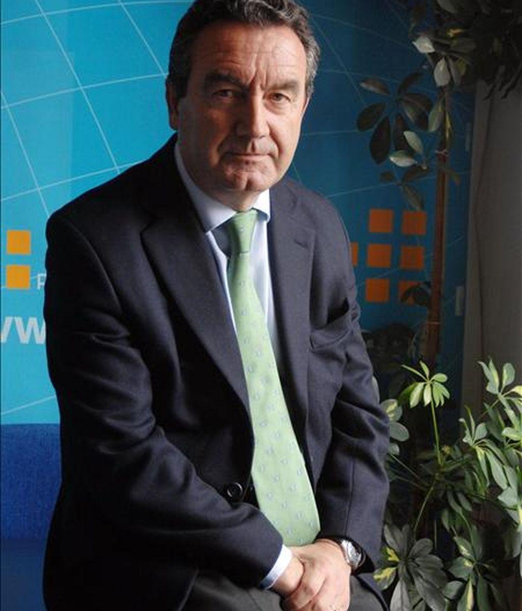 El diputado popular Jesús Merino. EFE/Archivo