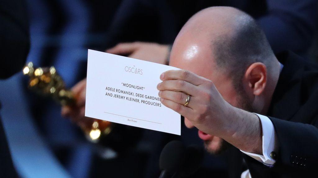 Error de los Oscar
